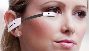 Lunettes intelligentes vuzix smart glassesM100