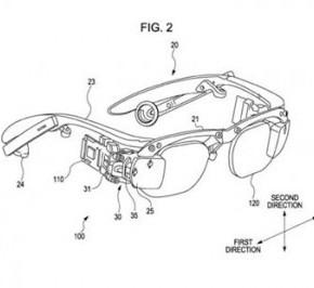 Sony, un brevet pour des lunettes à la GoogleGlass