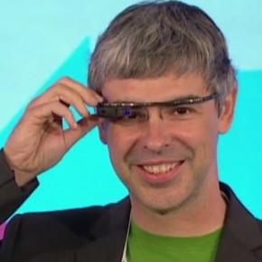 Larry Page confirme que les Google Glass fonctionnent sousAndroid