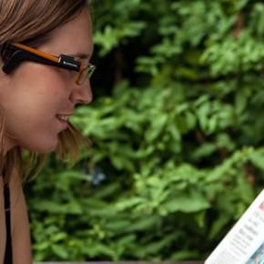 Des lunettes « intelligentes » pour ceux qui ne voientpas