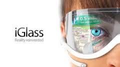 Les lunettes intelligentesd'Apple