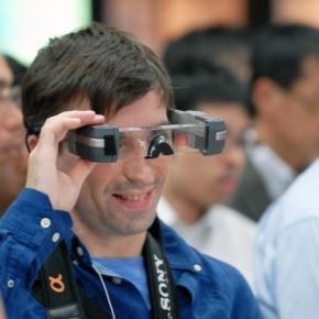 Des lunettes intelligentes de traductionautomatique