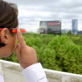 L'Equipe.fr 1ere à lancer son appli Google Glass!