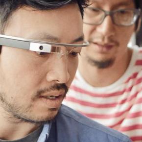 Google Glass : Comment voit-on à travers?