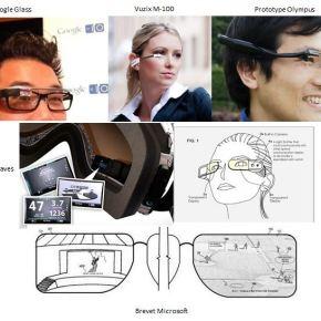 Google en met « plein la vue » avec ses lunettesintelligentes