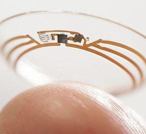 Google veut créer des lentilles intelligentes pour aider lesdiabétiques