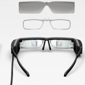 Moverio BT-200 – La 2éme version des lunettes intelligentes Epson de sortie au#CES2014