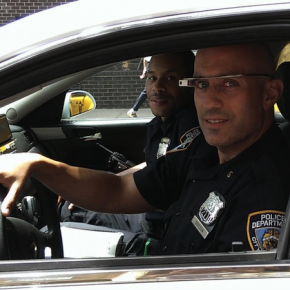 La police new-yorkaise teste les Google Glass