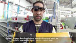 Generix : des lunettes à réalité augmentée pour la gestion d'entrepôts logistiques