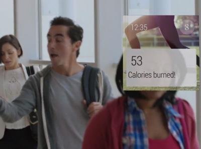 Il enverra des notifications pour surveiller votre état physique sur votre montre
