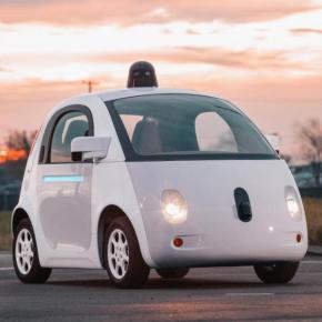 Les Google Cars circuleront en Californie dèsseptembre
