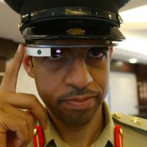 Google Glass : la police de Dubaï s'équipe!