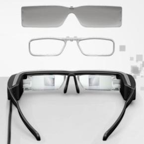 Moverio BT-200 : Epson regarde Google Glass les yeux dans lesyeux