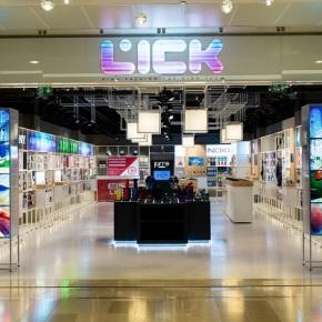LICK, des boutiques dédiées aux objetsconnectés