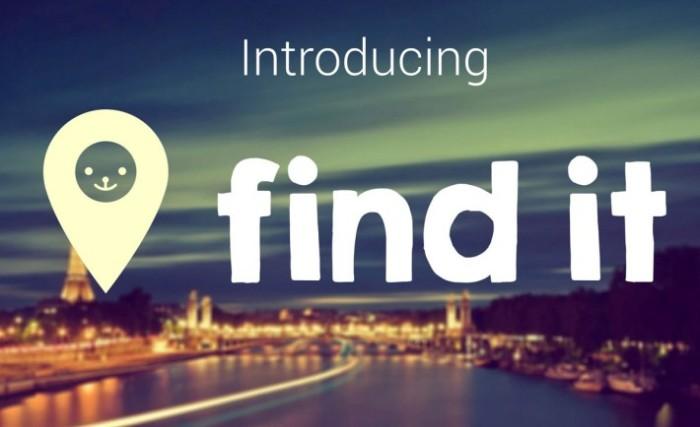 Application-find-it-Google-glass
