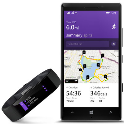 bracelet-connecté-microsoft-band-2