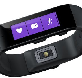 Le bracelet connecté Microsoft Band en rupture de stock