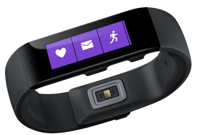 bracelet-connecté-microsoft-band