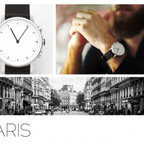Nevo : la montre connectéeminimaliste