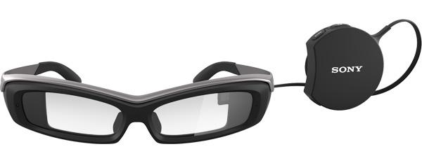 Sony-Lunettes-Réalité-Augmentée 1