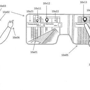 Un brevet d'Apple présente une fonction avec des pointsd'intérêt