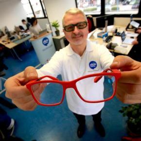 Des lunettes anti-chutes pour éviter de se casser le bout dunez