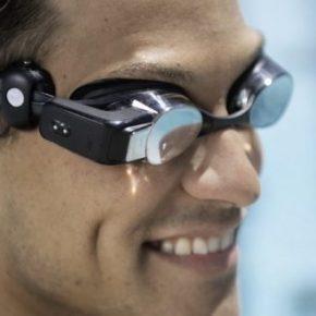 Les lunettes de natation swim afficheront bientôt le rythmecardiaque