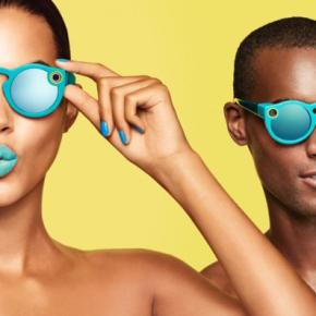 Snapchat dévoile ses nouvelles lunettes connectéesSpectacles