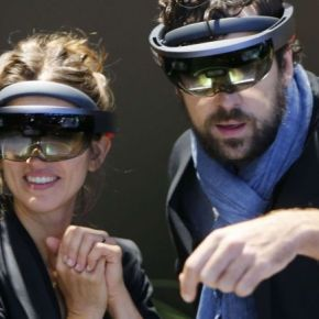 Avec Hololens, Microsoft augmente la réalité del'entreprise