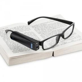 Des lunettes connectées qui lisent pour lesmalvoyants