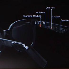 Les lunettes connectées de Huawei compatibles avecl'iPhone