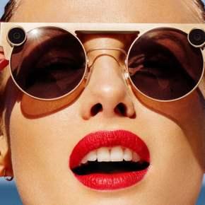 Snapchat dévoile les Spectacles3