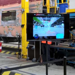 La SNCF la joue « NEW TECH»