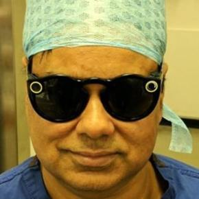 Snapchat : un chirurgien diffuse uneopération