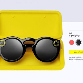 Spectacles, un gadget pour redresserSnapchat?