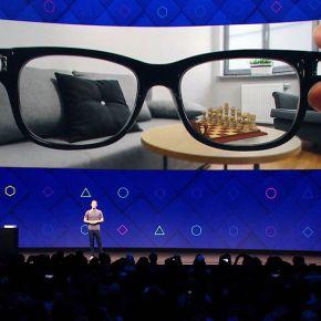 Oculus dépose un brevet pour des lunettes à laHoloLens