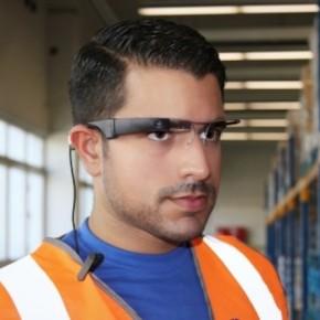 Geodis expérimente les lunettesconnectées