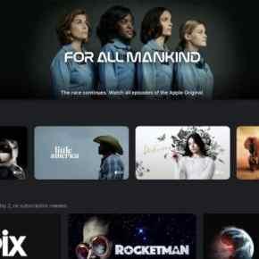 Apple TV+ pourrait commencer à proposer du contenu en réalité augmentée dès l'annéeprochaine